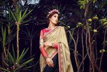 Indian Trendz Designer Party Wear Saress / Indian Trendz, Indian Trendz Latest Designer Party Wear Saress Collection.