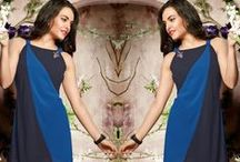 Desinger Kurti / Latest Design of Kurtis, which you can wear as Indian as well as Trendy Modern Outfit.