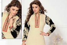 Cotton Salwar Kameez / Salwar Kameez is the most common attire of Indian women. whether its a party, wedding, festival or any kind of pooja. they love to wear salwar kameez. Indian trendz offers you a variety of salwar kameez, which you can shop online at an affordable price and can look stunning.