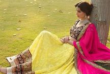 Lehenga Choli / Lehenga Choli is traditional ethnic attire wear by women in indian wedding or festival. Now take selfie and show your designer lehenga choli to friends and get more likes in facebook.