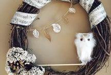 Lucky Sophie Crafts / Beautiful Handmade Wreaths