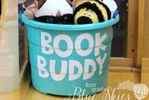 Library Ideas / Children's library ideas, books and activities for kids' librarians