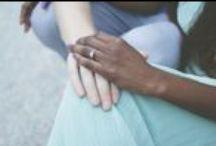 • Engaged • / engagement inspiration board