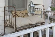 For the Home: Front Porch Dreaming / by Victory Nichols