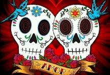 la verdad que el muerto sabe... / dia de los muertos <3 / by Beckii Cooper