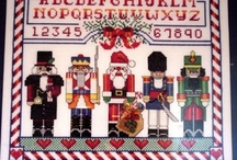Crackers / I have always loved Nutcrackers.... I fill my mantle with them at Christmas.