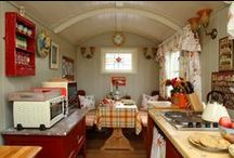 Very Small Spaces & Efficiencies / by Ashley Miceltune