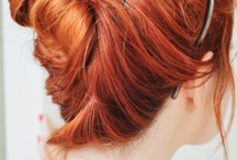 Loving the Red / I'm currently obsessed with red hair, and trying to find the perfect shade...
