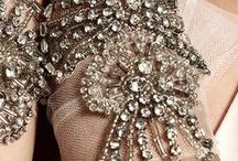 Rhinestones & Pearls