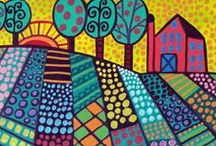 Art ideas / by Sandra MacPherson