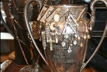 Trophies and everything Silver