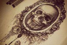 INK / by Elizabeth Frintner