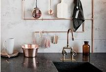 Feeling hungry?  / All around food | Interiors, products and food