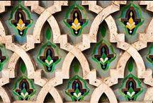 pattern print mosaics