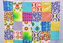 quilting + patchwork