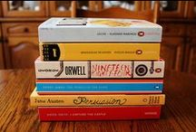 Books, Movies, and Music / by Ashley Gordon