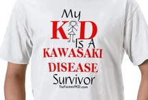 Kawasaki disease awareness / by April Clark