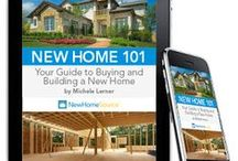 New Home Tips & Advice / Have questions about new homes? Find answers at www.NewHomeSource.com/ResourceCenter. Helpful and inspiring articles, videos and slide shows from nationally known writers and experts will speed your new home journey.