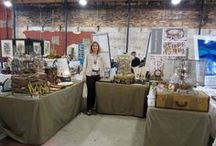 Craft Shows Now & Then