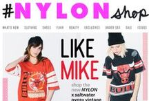 Nylon x Saltwater Gypsy  / We teamed up with Nylon to bring you an exclusive Nylon x Saltwater Gypsy Vintage Tee Capsule! Shop the collection!  www.shop.nylonmag.com