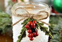ALL ABOUT CHRISTMAS / Decor, cards, gift. ideas......all for Christmas day!