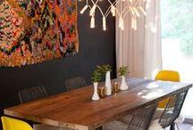 Living Room Ideas / Brainstorm Design Board