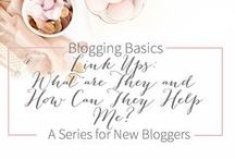 • Blogging Resources • / Resources for bloggers / SEO / Pinterest / Facebook / Twitter / photography / and more.
