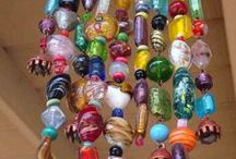 Beads & Buttons / Wire & String DYI / All things beads and buttons and wire and string / by Libby Terrell