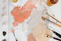 Color and Inspiration Boards