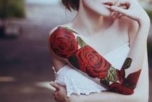 Tattoos & Piercings / by Robyn Guptill