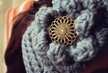 Crocheting / by Cristina McAllister