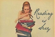 BOOK LOVE / My passion for books knows no boundaries. They furnish my home and my mind. / by Retrotrace Vintage