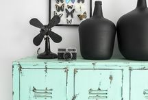 Furniture & Decor / by Amy Ewing