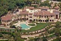 Celebrities Houses / Incredible Properties