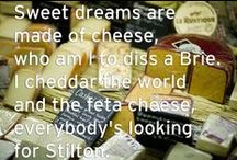 Cheese Board / by Carolyn S