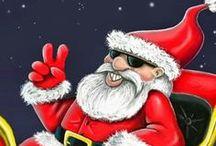 Christmas things / by Barbara Thomas