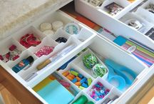 Organize me / Ideas for home organization. / by Lora Carroll