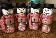 Holiday Ideas / Decoration and gift ideas. / by Aimee Sandifer