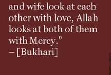 Love and Marriage / by Umm Yahya