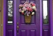 potent purple / by Umm Yahya