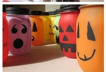 Halloween Ideas / by Rachel Guadagno