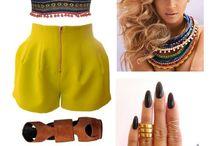Outfits  / by Priya Ali
