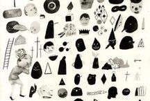 Illustrations / by Maria Sann
