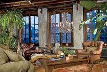 Celebrities Living Rooms