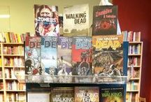 Sci Fi / Fantasy / What we've got on display this month