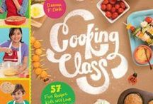 Kids in the Kitchen / Awesome cookbooks for children