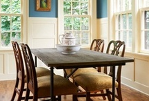 The dining room in my old house was truly magnificent, but by far the worst room for conversation. / -Paul Lynde / by Larissa Cory