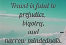 A Traveller's Guide To Bliss / Be present & in the moment, where you'll get to experience bliss!