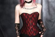 Gothic Corsets | PopularTops.com / More than just a sub-cuture. Our gothic corsets exude the lifestyle itself. Buy them @ http://populartops.com/WomensGothicCorsets. / by PopularTops Corsets & Fashion Boutique