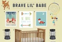 Baby BOY Webster's Nursery / by Kate Kashani